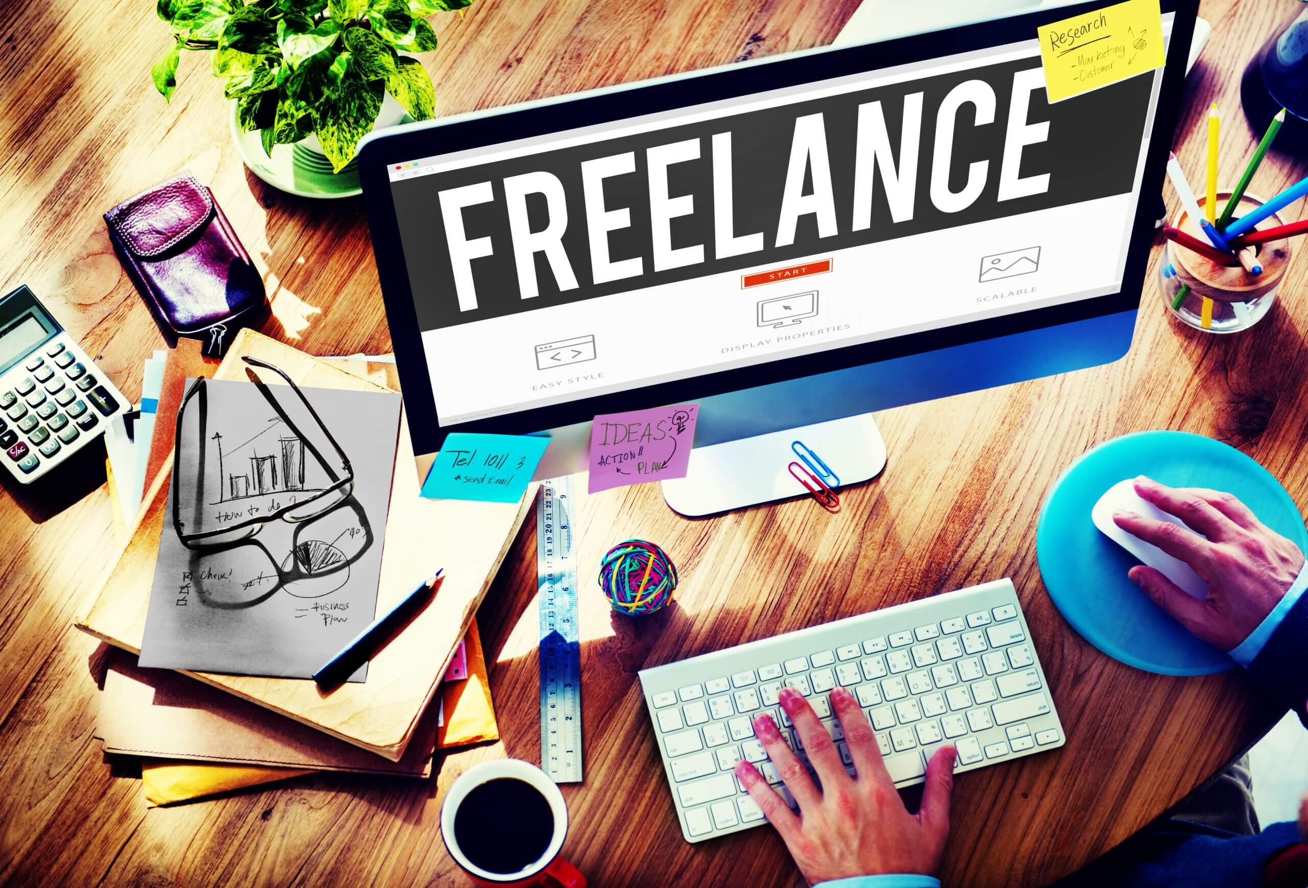 5 Kunci Rahasia Menjadi Freelancer Yang Sukses