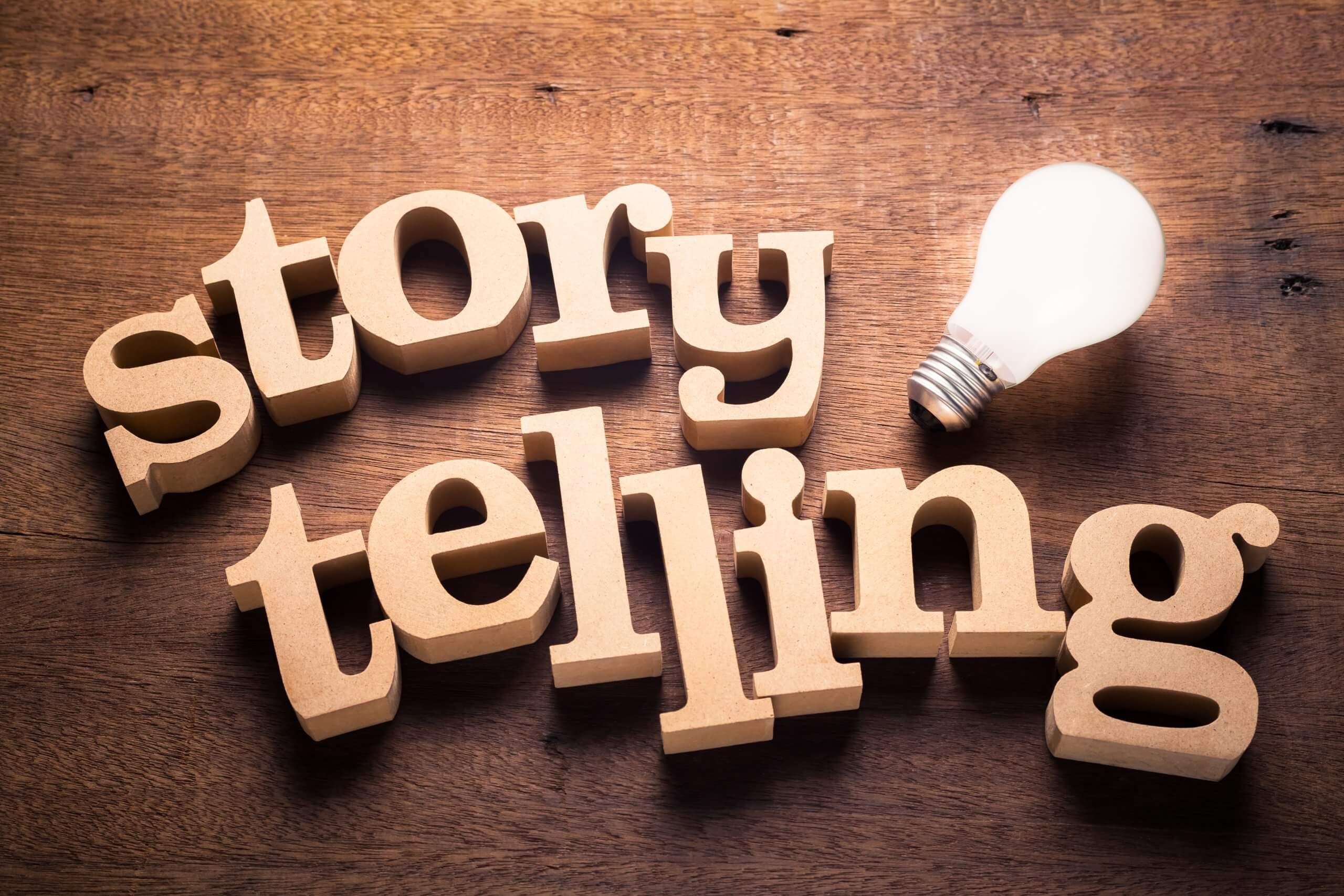3 Teknik Storytelling yang Mampu Memikat Audiens
